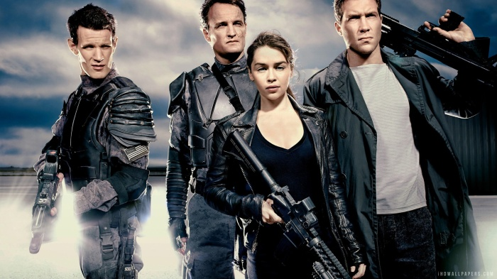 Movie Thoughts – Terminator: Genisys